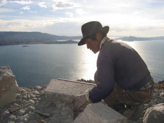 Stonemason's View