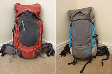 Premier Post: The North Face Primero Rucksacks 65L & 70L