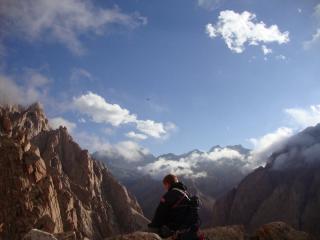 Andes, Sun, Condors