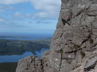 Great day on Stac Pollaidh