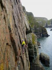 me on the traverse
