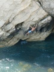 The Laws Traverse - Lulworth