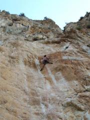 an attempt to Ela - Garga Suyu - Northern Cyprus
