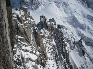 Top part of the Cosmiques 24 July 2011.