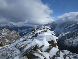 Summit of Ober-Rothorn