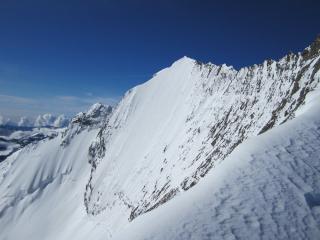 Lentzspitze NE Face