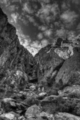 Gully on Tryfan (East Face)