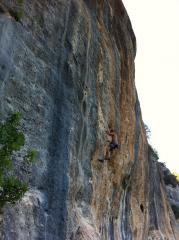 Grotti Alta - Blob 7a+ (conglomerate)