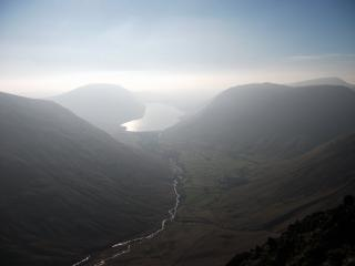 Wast Water from the Napes