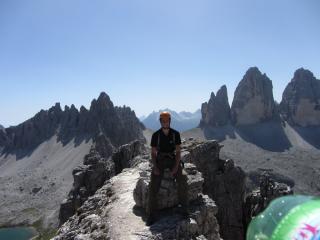Summit of Torre Toblino.