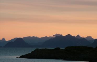 Stortinden from Henningsvaer