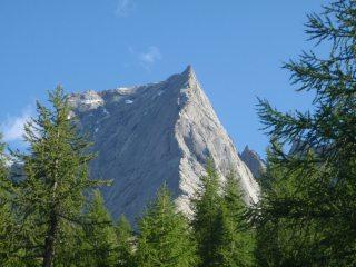 North Ridge of Piz Badile