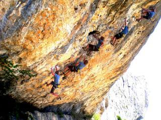 Edit of me climbing borinator