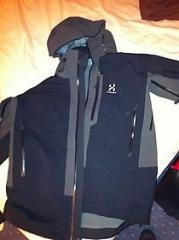 Premier Post: Haglöfs Couloir Hardshell Jacket For Sale