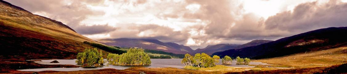 Loch Ossian Youth Hostel, great place to stay