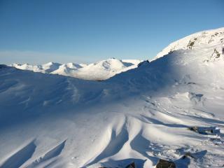 Great Snow on Beinn Dorain