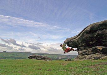 Froggatt Pinnacle Boulder