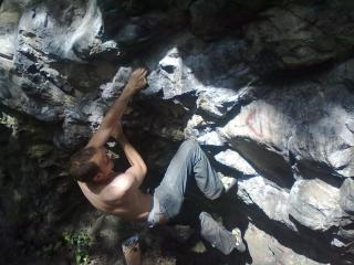 Joe Kinsella trying to work out beta on the 7a+ circuit.
