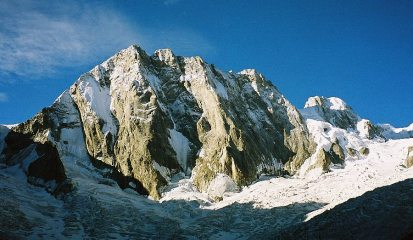 North Face of the Grandes Jorasses