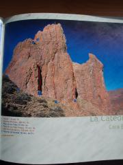 El Catedral E face - from out-of-print guide