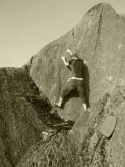 March Bouldering