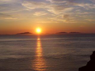 Sunset from Neist Point