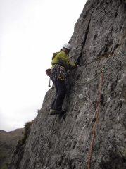 Raven Crag, Combe Ghyll Corvus