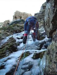 D Gully, Pikes Crag, Scafell Pike, Wasdale
