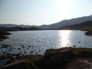 Sprinkling Tarn at Dawn - The Joys of Wild Camping