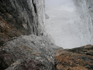Cima Grande north face