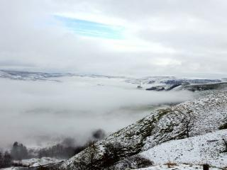 Inversion in hope valley