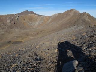 Ascent to Mulhacén