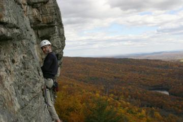 Fall Colours at the Gunks