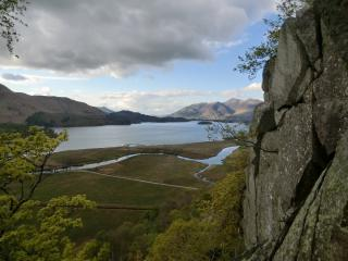 Derwent water from Shepherd's