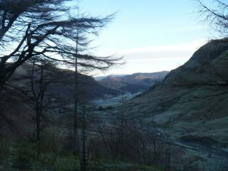 Seathwaite in December