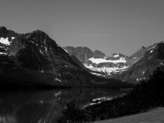 Salamander Glacier,Glacier National Park MT