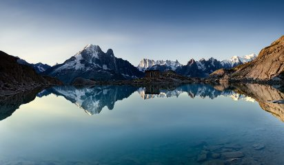 Lac Blanc...Morning light
