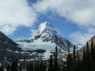 Mt Assiniboine North Ridge & North Face
