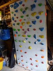 Premier Post: Bouldering wall for sale