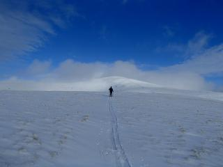 telemark trip over the howgills