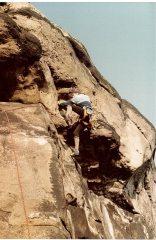 South Wall Traverse c1976