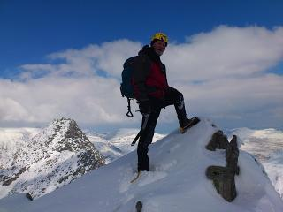 Remarkable day on the Glyders