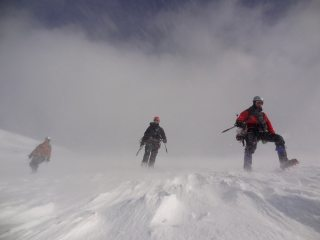 Descending The Ben