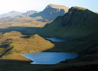 Trotternish escarpment, Skye