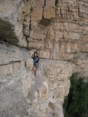 Loved Riva del Garda..via ferrata..