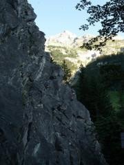 Unknown climber on Capitaine Suicide