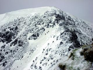 Swirral Edge winter
