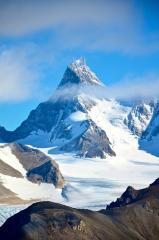 Hornsundtind, Spitsbergen.