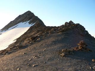 Voie Normale (NW ridge) of the Aiguille de Goléon