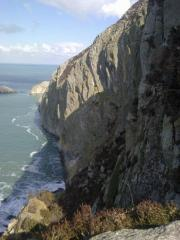 gogarth main cliff